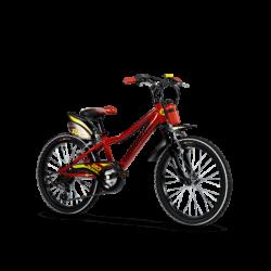 """Pabrezza para bimbo bici bicicletta HTP """"ANNA"""" Per bici COLORE: GRIGIO"""
