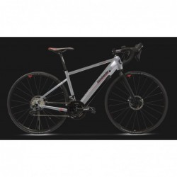 Cyclette Home Fitness High Power Bk 261 bianco