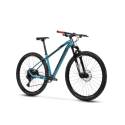MTB DYNAMIC LOMBARDO SESTRIERE 300 29 RED/WHITE LUC. MIS. 46 MOD. 2019